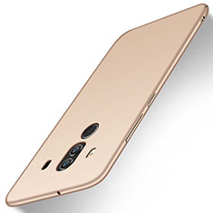 Funda Dura Plastico Rigida Carcasa Mate M02 para Huawei Mate 10 Pro Oro