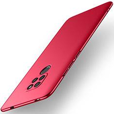 Funda Dura Plastico Rigida Carcasa Mate M02 para Huawei Mate 20 Rojo