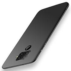 Funda Dura Plastico Rigida Carcasa Mate M02 para Huawei Nova 5i Pro Negro