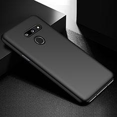 Funda Dura Plastico Rigida Carcasa Mate M02 para LG G8 ThinQ Negro
