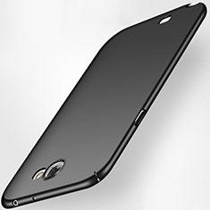 Funda Dura Plastico Rigida Carcasa Mate M02 para Samsung Galaxy Note 2 N7100 N7105 Negro