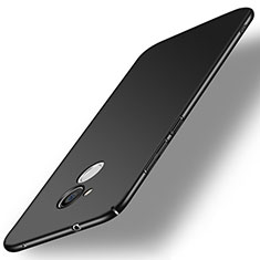 Funda Dura Plastico Rigida Carcasa Mate M02 para Sony Xperia L2 Negro