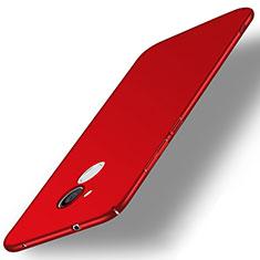 Funda Dura Plastico Rigida Carcasa Mate M02 para Sony Xperia L2 Rojo