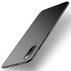 Funda Dura Plastico Rigida Carcasa Mate M02 para Xiaomi Mi 9 Pro 5G Negro