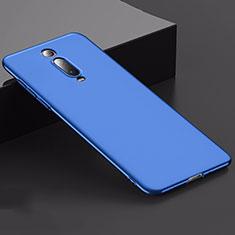 Funda Dura Plastico Rigida Carcasa Mate M02 para Xiaomi Mi 9T Azul