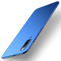 Funda Dura Plastico Rigida Carcasa Mate M02 para Xiaomi Mi A3 Lite Azul