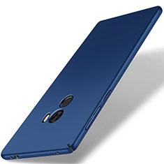 Funda Dura Plastico Rigida Carcasa Mate M02 para Xiaomi Mi Mix Azul
