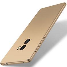 Funda Dura Plastico Rigida Carcasa Mate M02 para Xiaomi Mi Mix Oro