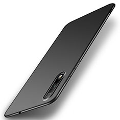 Funda Dura Plastico Rigida Carcasa Mate M03 para Huawei Honor 9X Negro