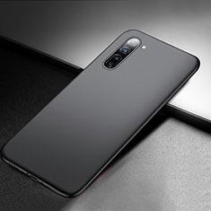 Funda Dura Plastico Rigida Carcasa Mate M03 para Oppo Find X2 Lite Negro