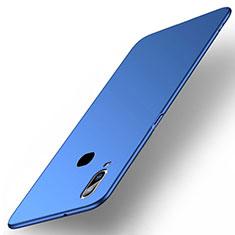 Funda Dura Plastico Rigida Carcasa Mate M03 para Samsung Galaxy A6s Azul
