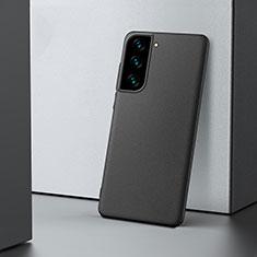 Funda Dura Plastico Rigida Carcasa Mate M04 para Samsung Galaxy S21 Plus 5G Negro