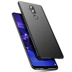 Funda Dura Plastico Rigida Carcasa Mate P01 para Huawei Mate 20 Lite Negro