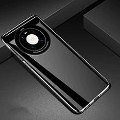 Funda Dura Plastico Rigida Carcasa Mate P01 para Huawei Mate 40 Negro