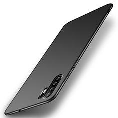 Funda Dura Plastico Rigida Carcasa Mate P01 para Huawei P30 Pro Negro