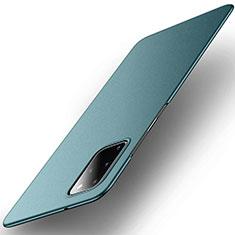 Funda Dura Plastico Rigida Carcasa Mate P01 para Samsung Galaxy S20 Plus 5G Verde