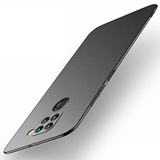 Funda Dura Plastico Rigida Carcasa Mate P01 para Xiaomi Redmi 10X 4G Negro