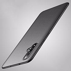 Funda Dura Plastico Rigida Carcasa Mate P02 para Huawei Nova 5 Negro
