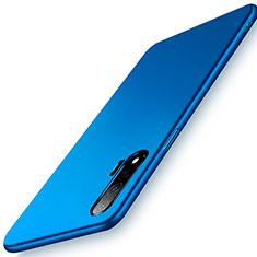 Funda Dura Plastico Rigida Carcasa Mate P02 para Huawei Nova 6 5G Azul
