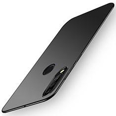 Funda Dura Plastico Rigida Carcasa Mate P02 para Huawei P30 Lite XL Negro