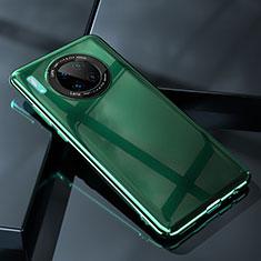 Funda Dura Plastico Rigida Carcasa Mate P05 para Huawei Mate 30E Pro 5G Verde