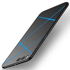 Funda Dura Plastico Rigida Mate Line para Xiaomi Mi Note 3 Negro