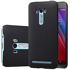 Funda Dura Plastico Rigida Mate M01 para Asus Zenfone Selfie ZD551KL Negro