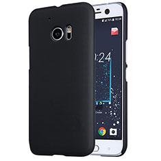 Funda Dura Plastico Rigida Mate M01 para HTC 10 One M10 Negro