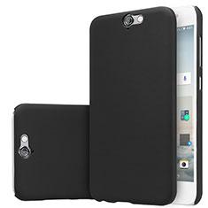 Funda Dura Plastico Rigida Mate M01 para HTC One A9 Negro