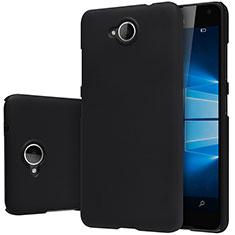 Funda Dura Plastico Rigida Mate M01 para HTC U Play Negro