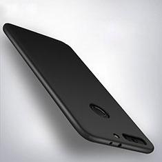 Funda Dura Plastico Rigida Mate M01 para Huawei Honor V9 Negro