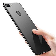 Funda Dura Plastico Rigida Mate M02 para Huawei Honor 9i Negro