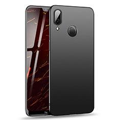 Funda Dura Plastico Rigida Mate M02 para Huawei Nova 3 Negro