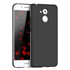 Funda Dura Plastico Rigida Mate M02 para Huawei Nova Smart Negro