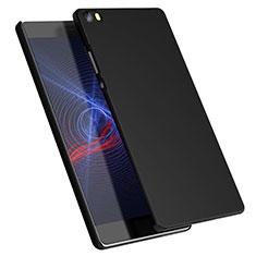 Funda Dura Plastico Rigida Mate M02 para Huawei P8 Max Negro