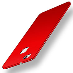 Funda Dura Plastico Rigida Mate M02 para Huawei P9 Lite Rojo