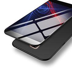 Funda Dura Plastico Rigida Mate M02 para Samsung Galaxy A7 (2016) A7100 Negro