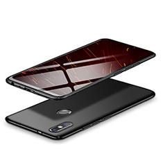 Funda Dura Plastico Rigida Mate M02 para Xiaomi Redmi Note 5 Negro