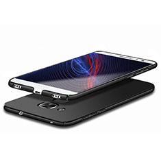 Funda Dura Plastico Rigida Mate M03 para Huawei Honor 5C Negro