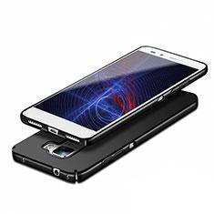 Funda Dura Plastico Rigida Mate M03 para Huawei Honor 7 Dual SIM Negro