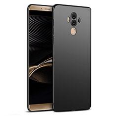 Funda Dura Plastico Rigida Mate M03 para Huawei Mate 10 Pro Negro