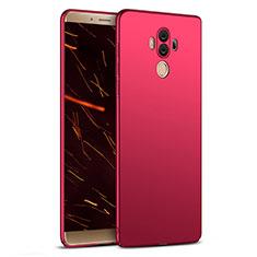 Funda Dura Plastico Rigida Mate M03 para Huawei Mate 10 Pro Rojo