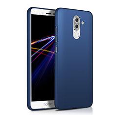 Funda Dura Plastico Rigida Mate M03 para Huawei Mate 9 Lite Azul