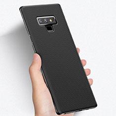 Funda Dura Plastico Rigida Mate M03 para Samsung Galaxy Note 9 Negro