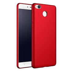 Funda Dura Plastico Rigida Mate M03 para Xiaomi Mi Max 2 Rojo