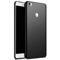 Funda Dura Plastico Rigida Mate M03 para Xiaomi Mi Max Negro