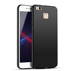 Funda Dura Plastico Rigida Mate M04 para Huawei G9 Lite Negro