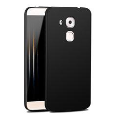 Funda Dura Plastico Rigida Mate M04 para Huawei G9 Plus Negro