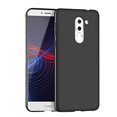 Funda Dura Plastico Rigida Mate M04 para Huawei Mate 9 Lite Negro