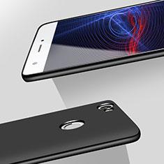 Funda Dura Plastico Rigida Mate M04 para Huawei Nova Negro